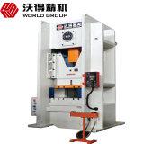 250 ton mecânica único ponto H da máquina de perfuração das prensas de estamparia de metal