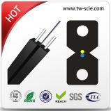 1/2/4 câble d'interface du faisceau FTTH avec le messager de FRP