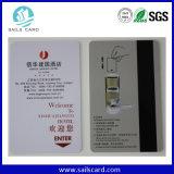 Tamaño CR80 Smart tarjetas en blanco con banda magnética