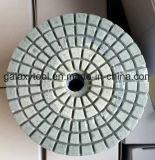 Быстрая и высокой эффективности алмазные инструменты для полирования гранита, мрамора камня