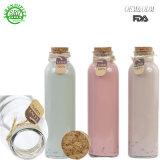 Boba populaire lait fruits thé gourde avec liège