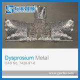 Dysprosium de fornecimento do metal na venda com preço razoável