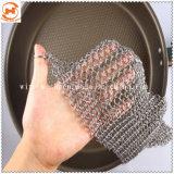 Impianto di lavaggio di Chainmail del ghisa dell'acciaio inossidabile