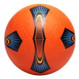 Bille de football en caoutchouc colorée bon marché en gros en vrac