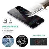 glace Tempered incurvée par 3D du l'Anti-Espion 9h pour l'iPhone 7 positif
