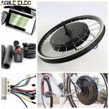 Agile 48V 500W Kit de bricolaje bicicleta eléctrica desde la fábrica china
