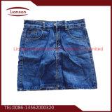 Les jeans court- la mode, Special utilisé d'exportation de vêtement
