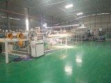 Hoja plástica del sólido del policarbonato del material de construcción de las ventas directas de la fábrica