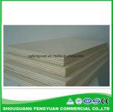 A melhor alta qualidade do preço personaliza a madeira compensada do anúncio publicitário de 18mm Okoume
