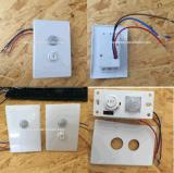 S-P11b de Vloed van de muur zet de Infrarode Schakelaar van de Sensor op