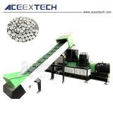 Die face corte a quente filme retráctil Máquina Re-Granulation Reciclagem