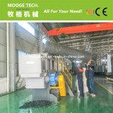 Trinciatrice di plastica della singola asta cilindrica del tubo dell'HDPE del PVC per il servizio del SA