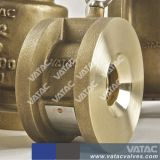 Oblate-Typ Doppelplatten-Rückschlagventil