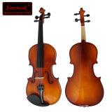 Violon solide de Purflied de fini de saga d'instruments de musique de Sinomusik