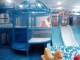 Парк атракционов типа снежка крытый для детей