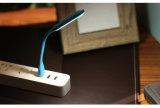 A luz de LED USB candeeiro de mesa de escritório eléctrico