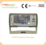 マルチチャネルの温度の自動記録器リアルタイムの記録(AT4610)