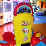 Glücklich gehen Münzeninnenspiele der Kiddie-Fahrt3p für die Kinder, die Unterhaltungs-Spiel-Maschine spielen