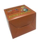 Cadre de papier d'emballage de gâteau de cuvette de catégorie comestible à vendre
