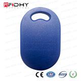 Tk4100はABS RFIDアクセス制御スマートなKeychainを防水する
