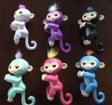 La nuova scimmia della barretta del taglio di arrivo 2017 gioca i bambini interattivi della scimmia del bambino dei pesciolini variopinti