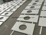Controsoffitto di marmo bianco della Cina per la cucina e la stanza da bagno