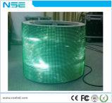 Écran d'intérieur flexible du poids léger DEL de l'Afficheur LED P4mm