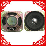 Altoparlante 102mm 8ohm 5W Dxyd102W-45z-8A-F dell'automobile dell'intervallo completo