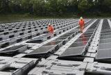 HDPE che fa galleggiare la piattaforma del comitato solare che fa espulsione per saltare macchina di modellatura