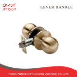 Serratura cilindrica del perno di portello della maniglia combinata dell'insieme del portello della stanza da bagno di American National Standard
