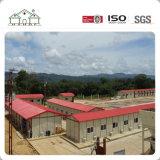 Низкая цена крупных проектов освещения стальная рама сегменте панельного домостроения в доме для беженцев в Дженине