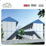 Diseño en 3D de bajo coste de estructura de acero de la luz de la casa prefabricados como los planes de la escuela