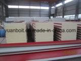 [بو] سندويتش سقف وجدار لأنّ معياريّة فولاذ مستودع وبنايات