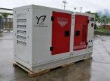Groupe électrogène diesel silencieux d'approvisionnement direct d'usine 80kw