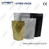 Manos libres vertical rápido de la máquina de sellado para resistir la bolsa de plástico, aluminio