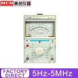 300V, 5 Hz~1MHz, 1MV-300V Single Needle Millivoltmeter, le voltmètre, compteur de testeur de tension, tension\ (MVT-171)