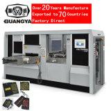 Lk60mt Fleuret l'estampage à chaud automatique découpe, les étiquettes de papier, de la machine