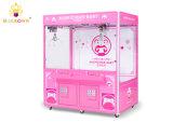 2p auspiciosa Baby Doll grúa máquina máquina expendedora de juguetes para niños de 9-13 pulgadas Toy