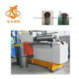 Deux rouleaux automatique machine à profiler pour pressurisé ou solaire chauffe-eau électrique Ligne de production du réservoir