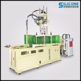 Prodotto del silicone che fa macchina/35st-120st macchina verticale dello stampaggio ad iniezione