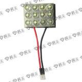 Luz superior del coche del LED/luz del sitio/de la lectura (SF-DLED-DPCB-12LED)