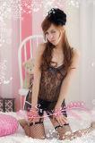 Sexy nuisette à chaud de la Chine fournisseur sous-vêtements des filles de vêtements de nuit coquine