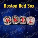 Anello di campionato caldo del Boston Red Sox dei tifosi con trasporto libero