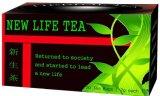 Vida nova para fazer chá