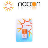 SuperhochleistungsNaccon 9V 6f22 Kohlenstoff-Zink-Batterie