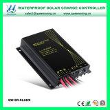 20A impermeabilizzano il regolatore solare della carica dell'indicatore luminoso di via per la batteria di litio (QW-SR-SL2024)