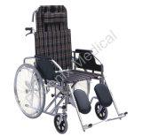 Возлежащий Maunal Инвалидная коляска (PH903GC-51)