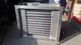 ひれのストリップの熱交換器、空気冷却の熱交換器