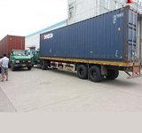 Automático lleno de plástico de la máquina de termoformado al vacío para BOPS de contenedores
