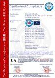 Soldar el respaldo de tela de caucho EPDM Membrana impermeable especialmente utilizado para Europa Proyecto Impermeabilización